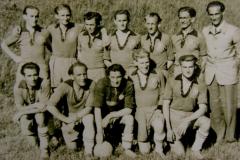 1950 ca. erste Mannschaft a