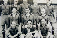 1950 ca. erste Mannschaft