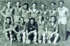 1953 erste Mannschaft