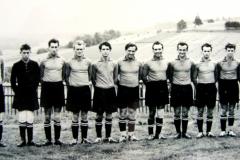 1960 ca. erste Mannschaft