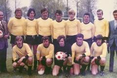 1971 erste Mannschaft Künzing