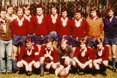 1977 erste Mannschaft