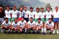 1982 erste Mannschaft Algund