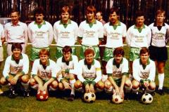 1982 erste Mannschaft
