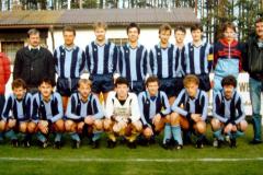 1987 erste Mannschaft