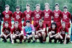1989 erste Mannschaft