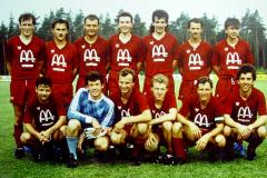 1989 erste MannschaftD